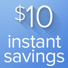 Kegco $10 Instant Savings