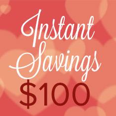 Kegco $100 Instant Savings