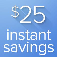 Kegco $25 Instant Savings
