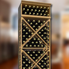 Allavino 8 Tall Wine Cellar Wine Racks Kits