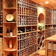 Allavino Premium Wine Racking Systems