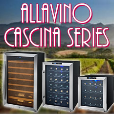 Allavino Cascina Series Wine Refrigerators