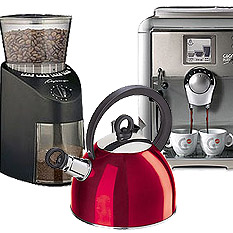 Coffee & Tea Equipment