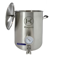 Boiling and Mashing Equipment