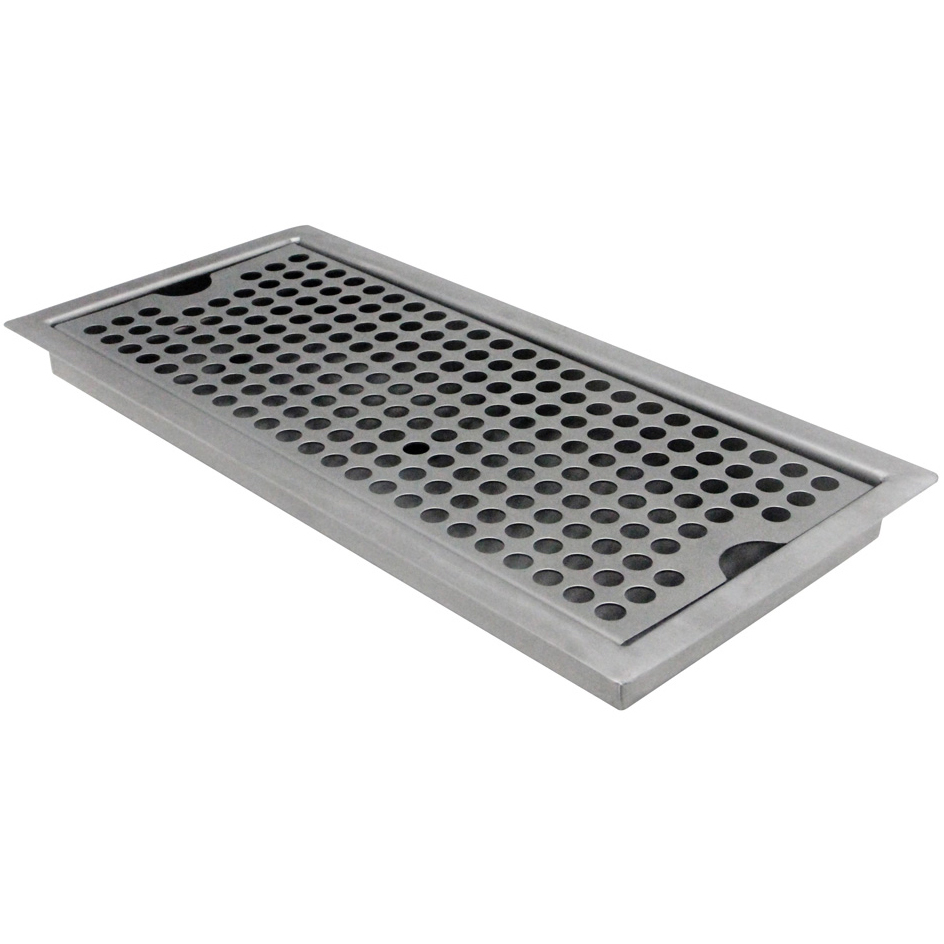 Flush Mount Drip Trays
