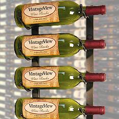 VintageView VintageView 3 Wall Mounted Wine Racks