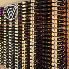 VintageView Wine Racking System