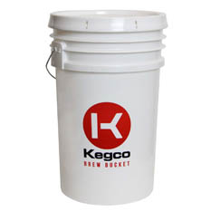 Kegco Homebrewing Buckets