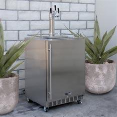Outdoor Beer Dispensers