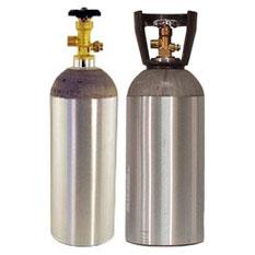 Kegco CO2 Draft Beer Gas Cylinders (Tanks)