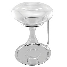 Decanter Stands and Cleaning