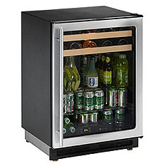 Luxury Built-In Beverage Centers