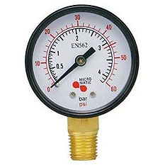 Replacement Keg Beer Regulator Gauges
