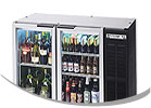 Back Bar Refrigerators