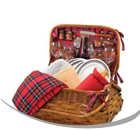 Picnic Time Picnic Baskets for Four