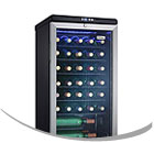 Sunpentown 34-49 Bottle Wine Refrigerators