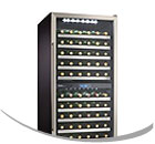 Haier 60-200 Bottle Wine Cabinets