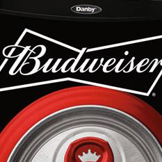 Danby - Budweiser Refrigerators