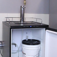 Fermenting in a Kegerator