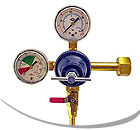 Kegco Primary Double Gauge Kegerator Beer Regulators