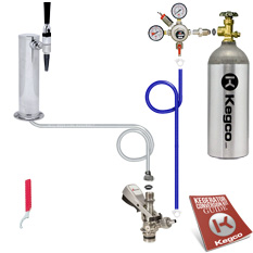 Guinness® Dispensing Kegerator Conversion Kits