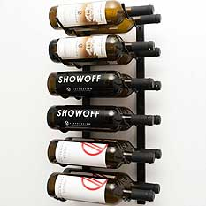 VintageView 2 Wall Mounted Wine Racks
